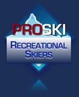 Link to Information on Pro Ski Training options for all levels of recreational skier