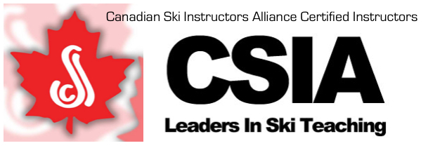 Link to CSIA, Canadian Ski Instructors Alliance